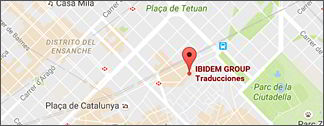 Ibidem Group. Translation agency. Offices in Rome, Italy