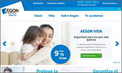 Ibidem translates leaflets from Spanish to Catalan for the insurance company, Aegon