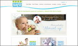 Ibidem translates the Saro Baby website and catalog into Italian.